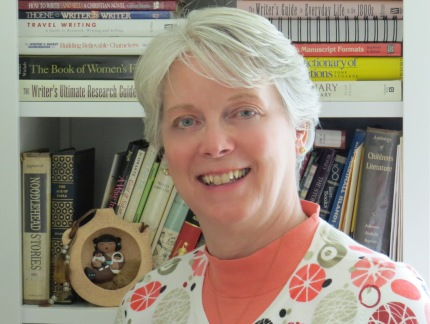 Jacquie Sewell, author
